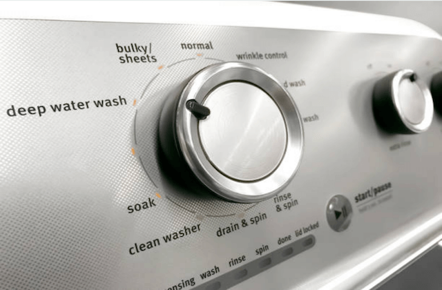washer dryer unit